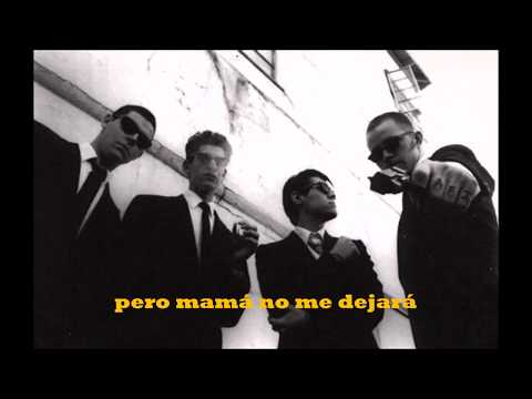 AFI - I Wanna Get A Mohawk (But Mom Won't Let Me Get One) / sub español