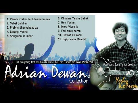 Adrian Dewan - JUKEBOX | Nepali Christian Song Collection | Christian Platform