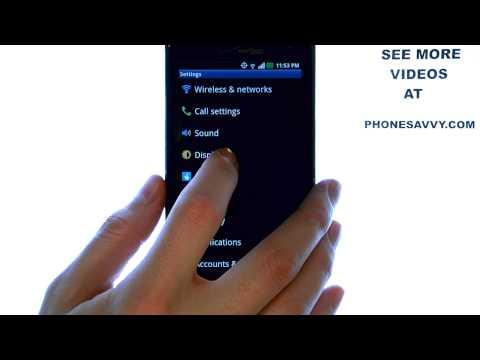 How Do I Adjust The Screen Brightness On My LG Spectrum