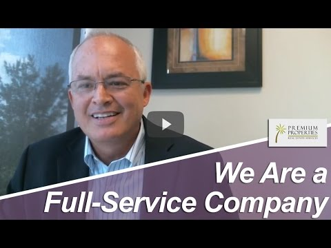 Orlando Real Estate Broker/Owner: We are a full-service company