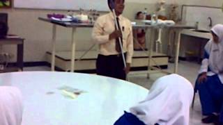 Pembelajaran pak Jusa SMP Al Falah Sidoarjo