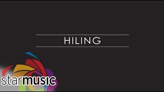 Download Jake Zyrus - Hiling (Audio) MP3 song and Music Video