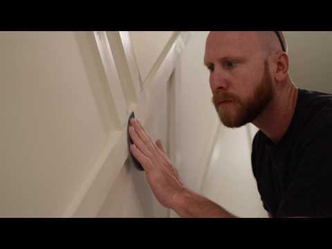 Wainscoting with a Modern Geometric Twist, Wall Paneling diy