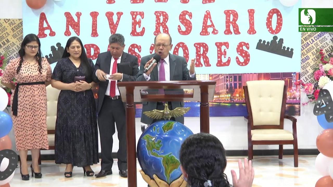 Culto Especial - Aniversario #20 - Iglesia La Cumbre