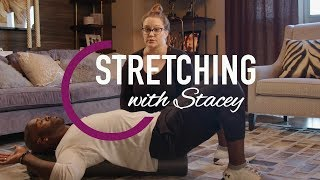 Rotator Cuff Stretch | Stretching With Stacey