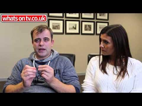 Corrie's Simon Gregson & Kym Marsh: Steve's depression shows 'it can happen to anybody'