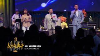 Gambar cover Allah Itu Baik - Oldies Worship Night (Official Music Video)