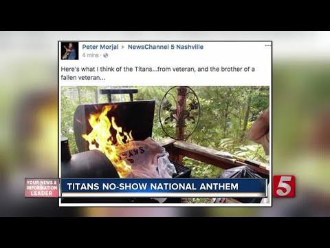 Titans, Seahawks Skip National Anthem