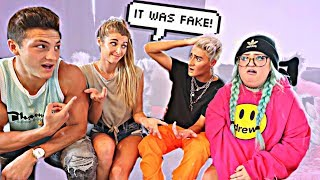 Download Telling Youtubers Our Proposal Was FAKE... Mp3 and Videos