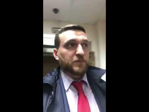 Павел Пятницкий Омвд Лобня. Беспредел и произвол полиции