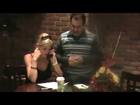 Marie-Chantal Toupin et Marcel Richard Junior | Ouverture Café Internet Laval & Junior Bar Laitier