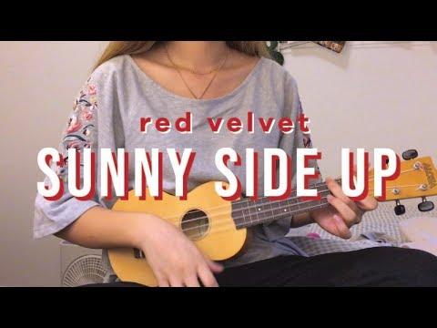 {우쿨렐레-거버-ukulele-cover}-red-velvet-(레드벨벳)---sunny-side-up;