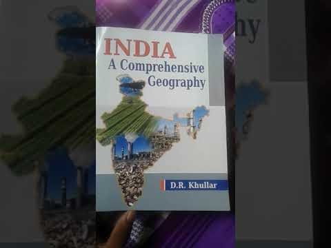 FULL REVIEW INDIA GEOGRAPHY D.R KHULLAR BOOK (WBCS MAIN GEOGRAPHY)