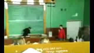 Скандальное Видео снятое на паре в ВятГСХА