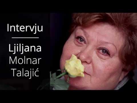 Intervju sa Ljiljanom Molnar Talajić - 2002