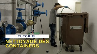 FRE No6 Nettoyage des containers