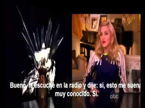 Madonna llama a Lady Gaga Reductive