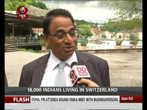 PM's Switzerland visit: Blackmoney and push for NSG membership will be key issues