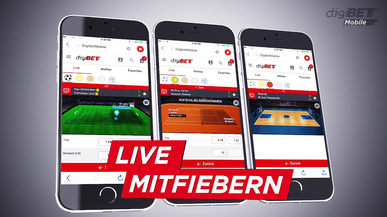 Digibet Mobile