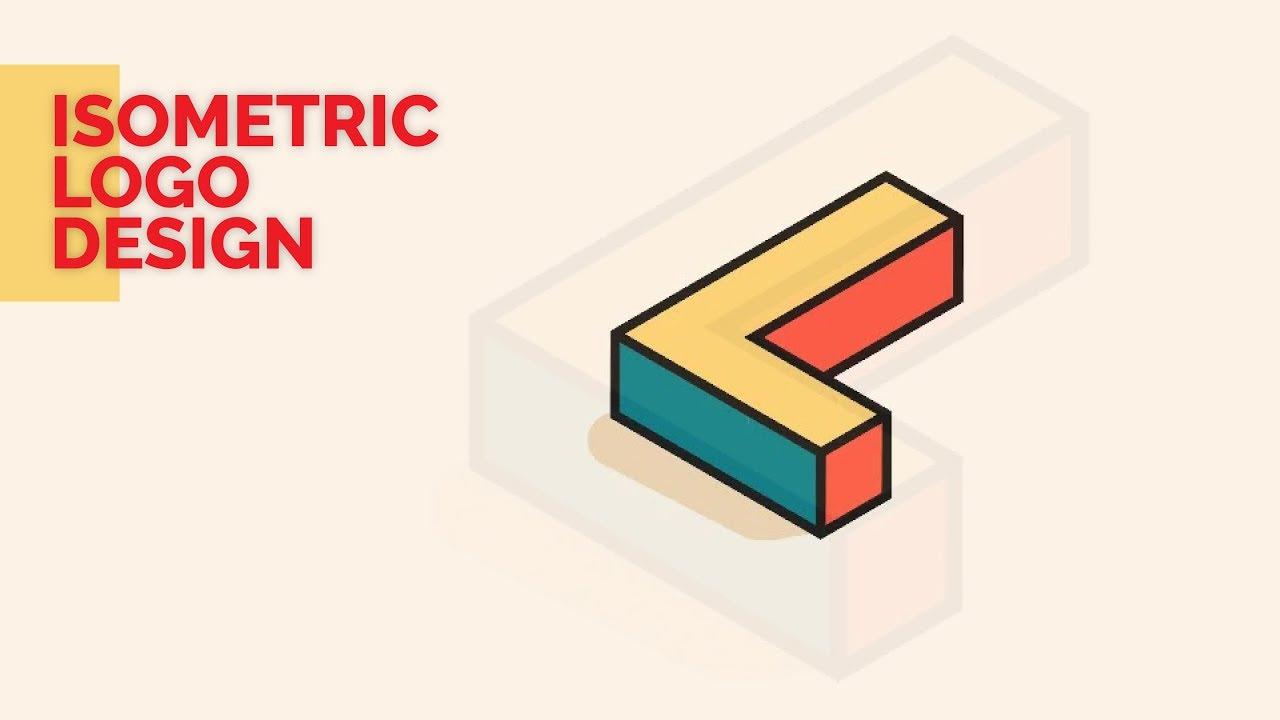 Isometric Logo Glitch By Obispost: Isometric Logo - YouTube