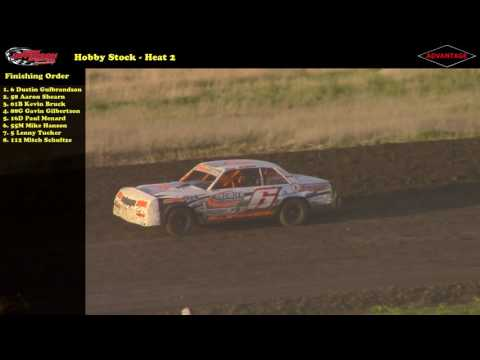 Hobby Stock -- 5/6/17 -- Park Jefferson Speedway
