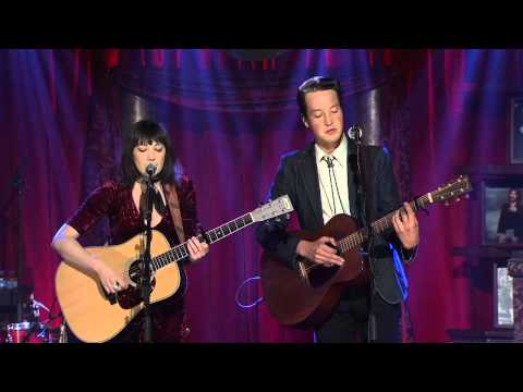 RocKwiz- Pieta Brown & Marlon Williams - The Speed Of The Sound Of Loneliness