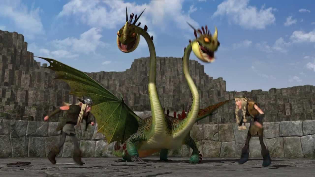 How To Train Your Dragon Hideous Zippleback