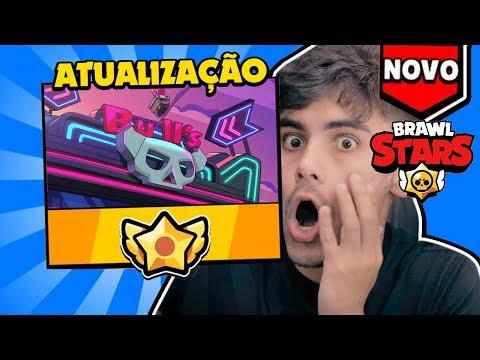 NOVA ATUALIZAÇÃO GIGANTESCA NO BRAWL STARS!!