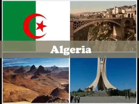 Algeria travel,  Algeria tour guide , landscape of Algeria, visit Algeria holiday experience