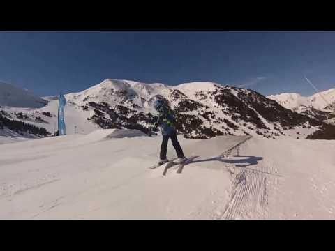 Freestyle Skiing ANDORRA GRANDVALIRA 2017