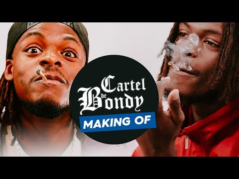 Youtube: Diddi Trix – Cartel de Bondy (Making Of)