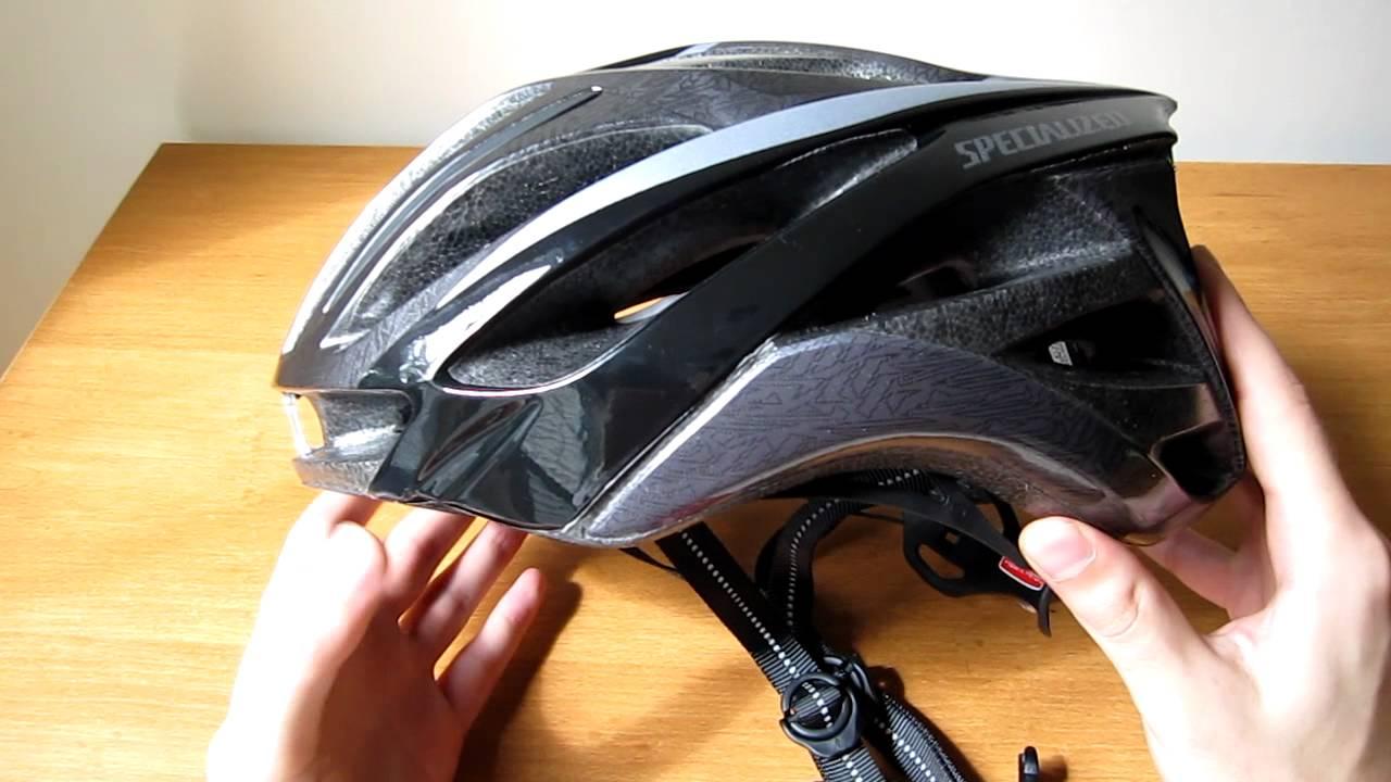 388c441df16 Specialized Echelon Helmet (w/o Commentary) - YouTube