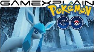 Gen 4 Pokemon Now Catchable in Pokemon Go! (Sinnoh Region)