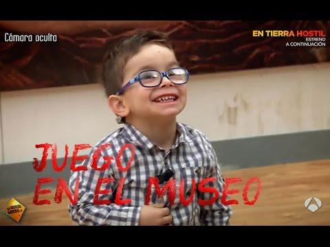 Diversión en el museo del Prado