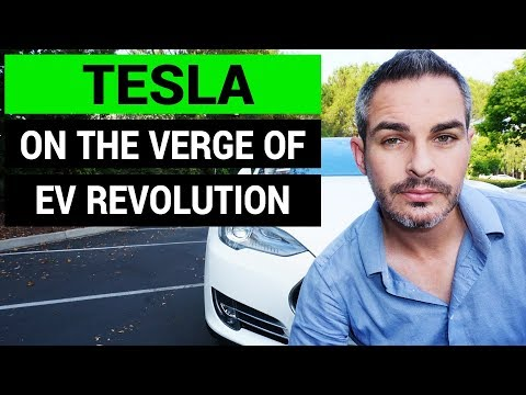 Electric Car Revolution Will Start With Tesla Model 3