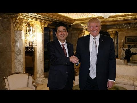 Japanese PM Abe believes Trump