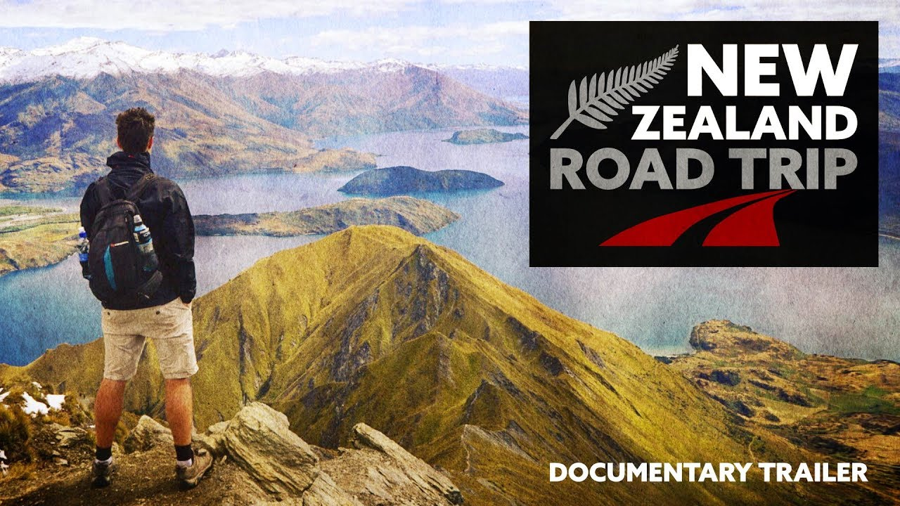 New Zealand Road Trip: Backpacking Documentary Trailer ...