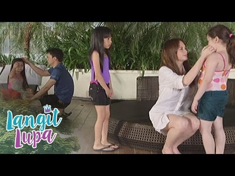 Langit Lupa: Esang apologizes to Trixie...