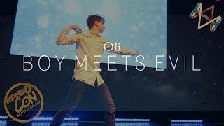 BTS - Boy Meets Evil (Oli Cover)