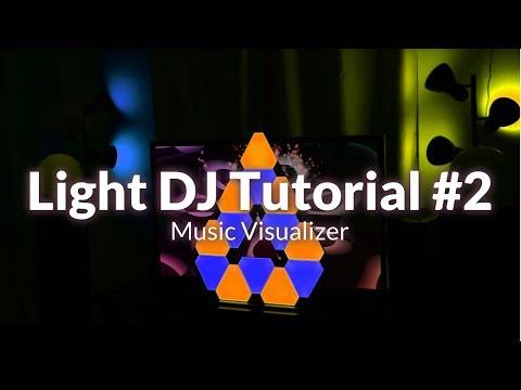 Light DJ - Light Shows for Hue, LIFX, & Nanoleaf - Apps on