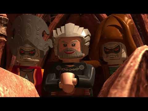 Lego star wars III the clone wars {part 1.}  