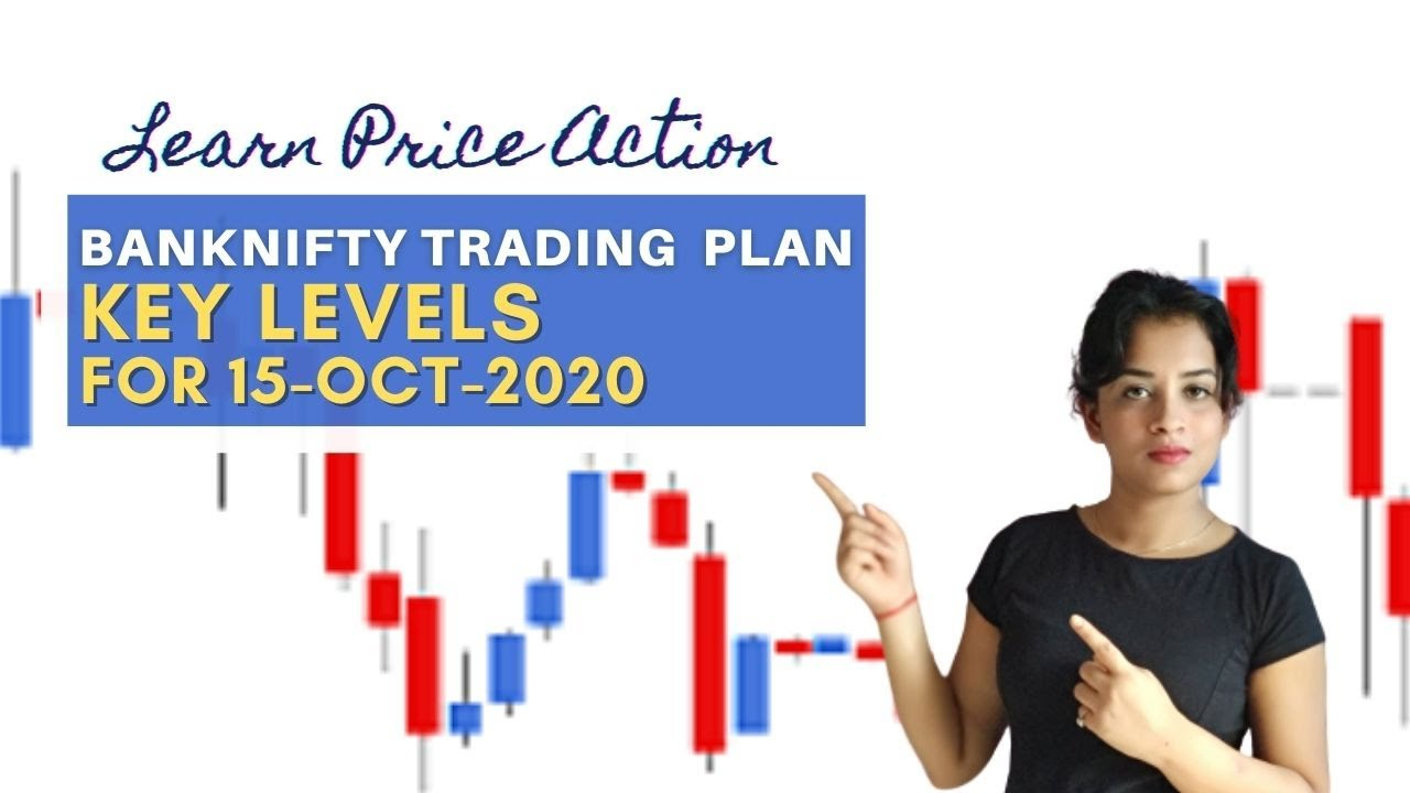 Download Banknifty Price Action Analysis - Bank Nifty Key Levels For Thursday -15- Oct-2020  