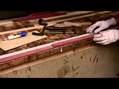 Bow Building – Fiberglass Backed Laminated Flat Bow – Part 3 Of 8