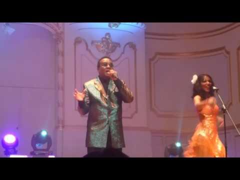 Goombay Dance Band feat  Ernest Clinton -  Mademoiselle Ninette [ Hamburg 4 - 3 - 2017 ]