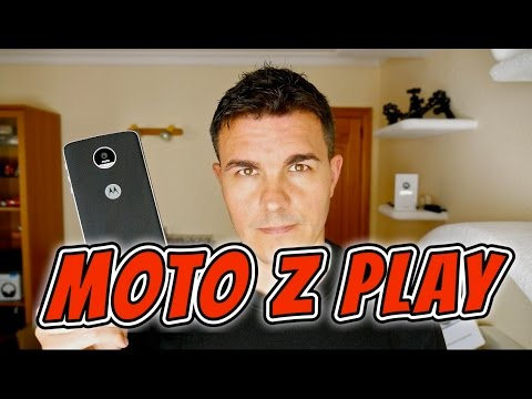 Motorola Moto Z Play review completo