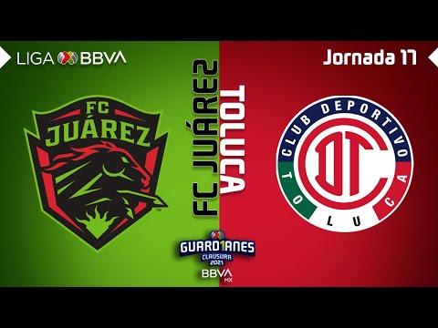Juarez Toluca Goals And Highlights