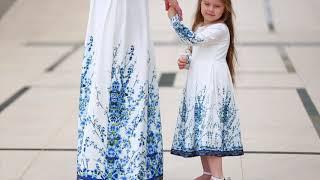 Modest Mother Daughter Wear by Annah Hariri