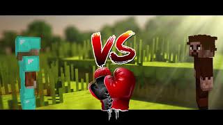 ZENGİN VS FAKİR - Minecraft Rap Savaşları