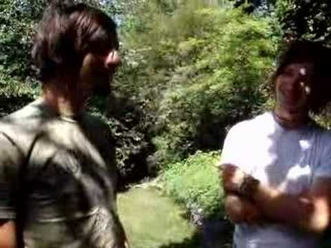 Chiodos Interview