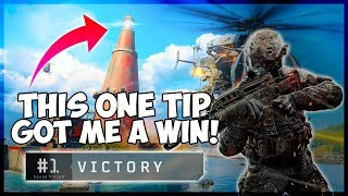 Call of Duty Black Ops 4 BLACKOUT // this one tip got me the win